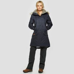 Columbia Alpine Escape NWT Navy Down 550 Parka M